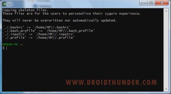 Convert IMG to tar using Odin Packager app screenshot 4