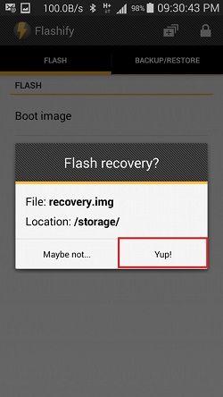Flashify App 6