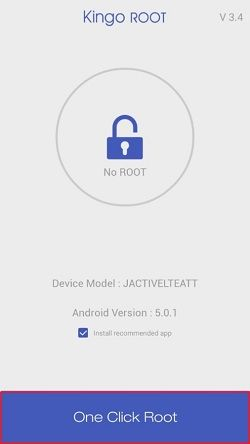 Unlock Bootloader without PC on Android using Kingoroot App 1