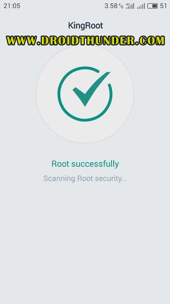 How to Root Vivo V11 Pro using Kingroot acquiring root successful screenshot 13