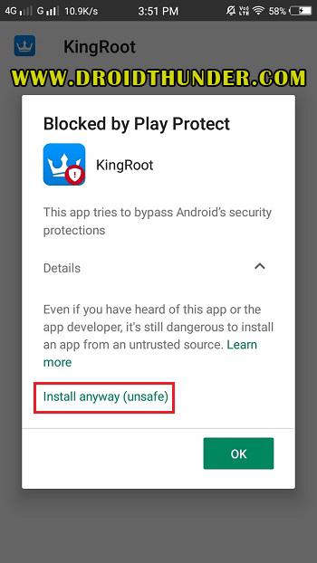 How to Root Vivo V11 Pro using Kingroot screenshot 2