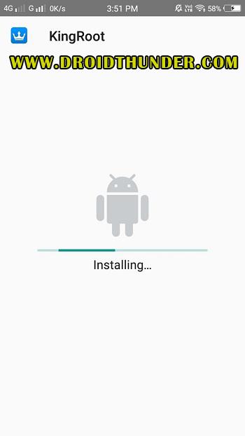 How to Root Vivo V11 Pro using Kingroot screenshot 3