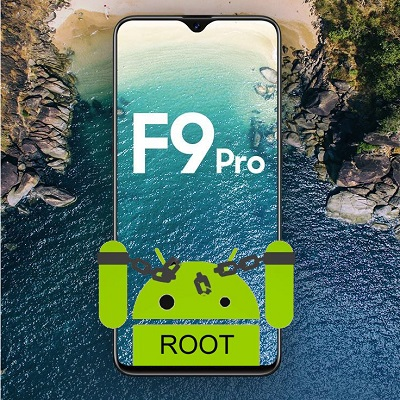 How to Root OPPO F9 Pro without PC - (Easy Method)