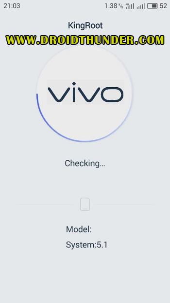 Root Vivo Y91 using KingRoot screenshot 12