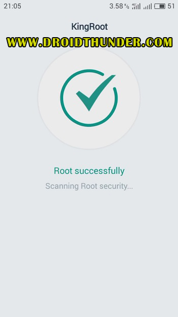 Root Vivo Y91 using KingRoot screenshot 16