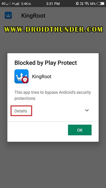 Root Vivo Y91 using KingRoot screenshot 3