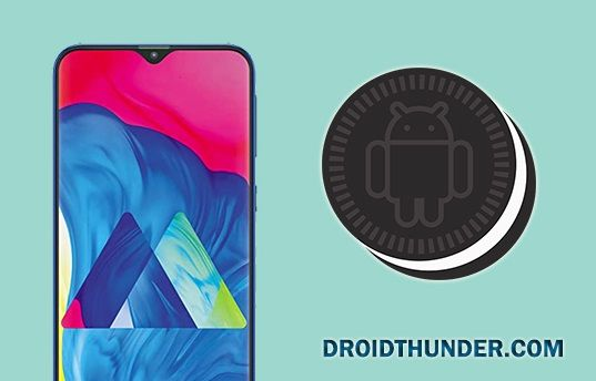 Samsung Galaxy M10 Android 8.1.0 Oreo Update