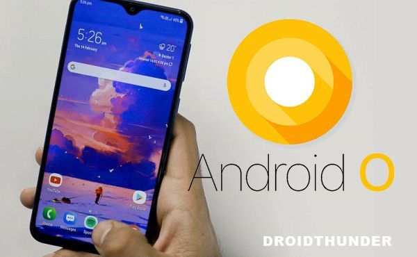 Samsung Galaxy M20 Android 8.0 Stock Firmware