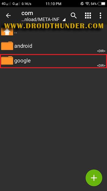 How to fix status 7 error TWRP ZArchiver app custom rom google folder screenshot 9