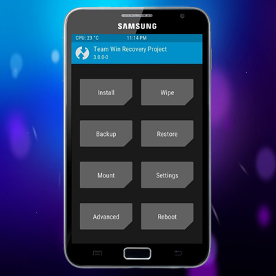 How to Root Galaxy Note N7000 and Install TWRP Recovery