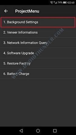 Unlock Bootloader of Huawei for Free DC unlocker tool screenshot 5