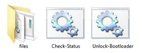 Unlock Bootloaderof Huawei zip package screenshot 16
