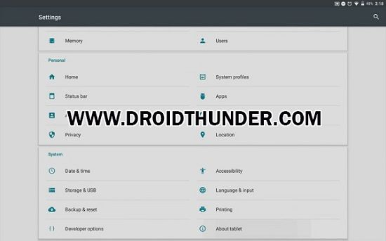 Download CyanogenMod 13 ROM for Galaxy Tab