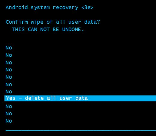 Install Samsung Firmware without Odin Flashfire app android system recovery wipe screenshot 36
