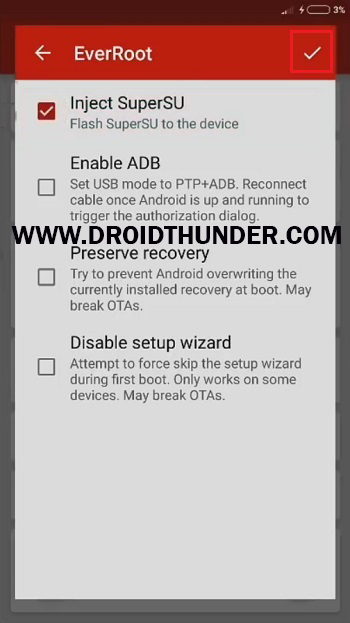 Install Samsung Firmware without Odin Flashfire app flash file inject supersu screenshot 28