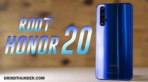How to Root Honor 20 without PC