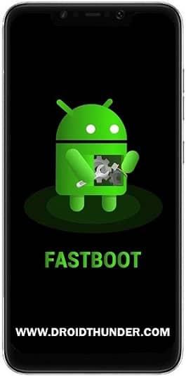 Poco F1 Fastboot Mode