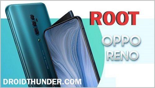 Root Oppo Reno 10x Zoom