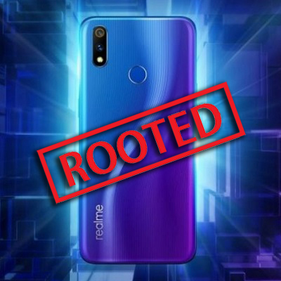 How to Root Realme 3 Pro without PC - (Unlock Bootloader + TWRP)