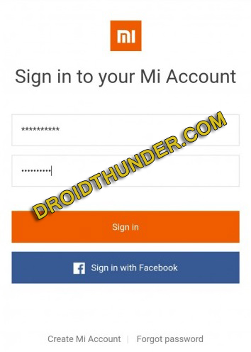 Delete Mi account Permanently without Password screenshot 11
