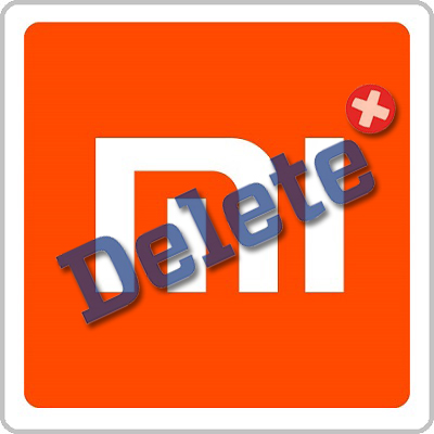 Delete Mi account Permanently without Password - (Update 2019)