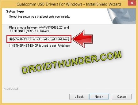 Download Qualcomm USB Driver for Windows 1