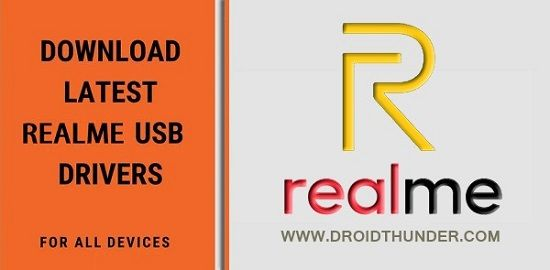 Download Realme USB Drivers
