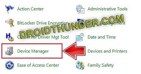 Install Android Drivers Device Manager