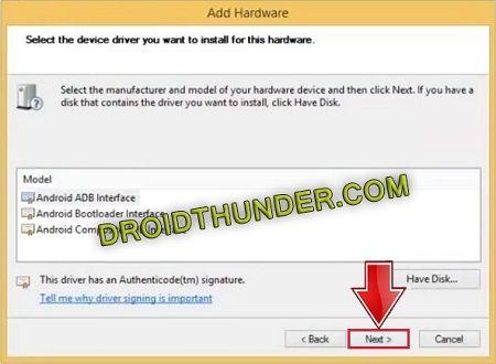 Install Realme USB Drivers on Windows and Mac OS 14