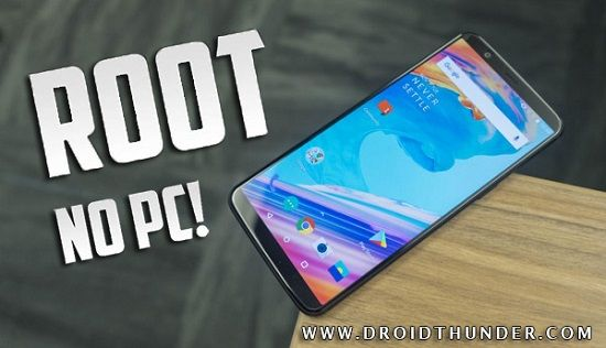 How to Root OnePlus 5T without PC