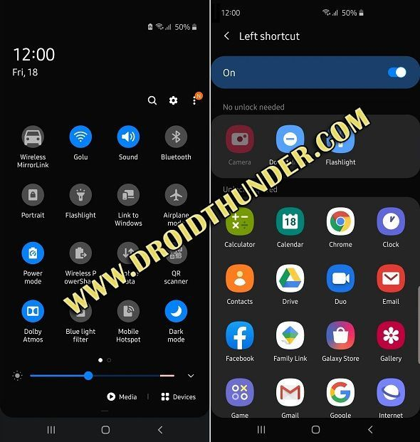 Samsung Galaxy A51 Android 10 Update