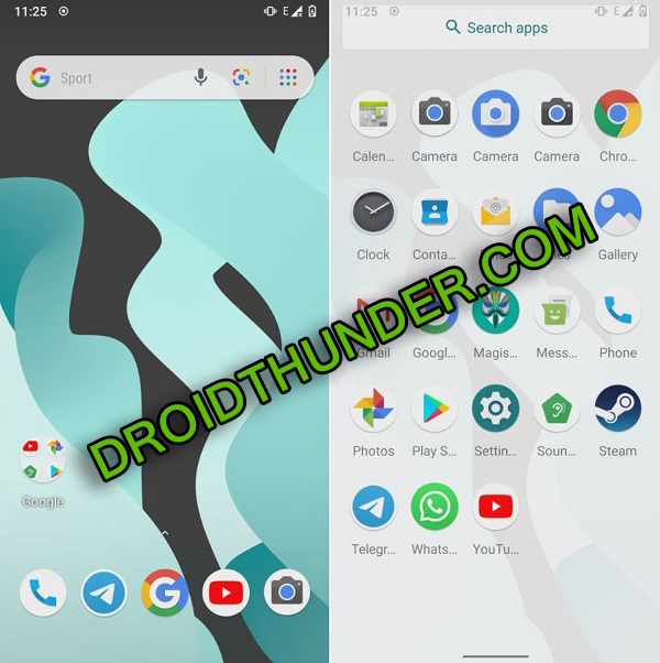 Install LineageOS 17 ROM on Samsung Galaxy M10 screenshot 1