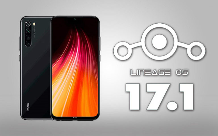 Install-Android-10-LineageOS-17-on-Xiaomi-Redmi-Note-8-featured-img