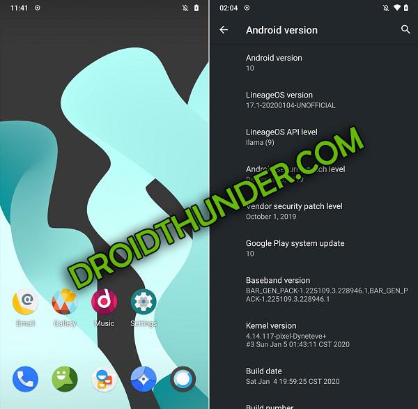 Xiaomi-Redmi-Note-8-Android 10-LineageOS-17.1-screenshot-1