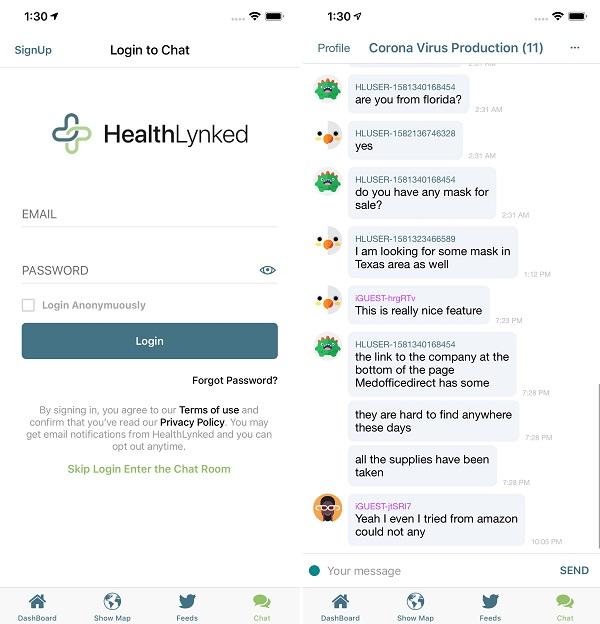Download Coronavirus App Tracker screenshot-3
