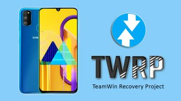 Install TWRP Recovery on Samsung Galaxy M31