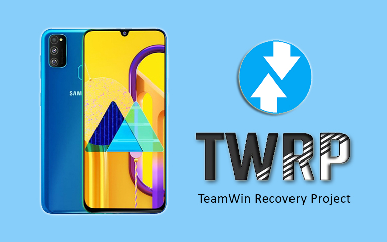 Install TWRP on Galaxy M31 featured img
