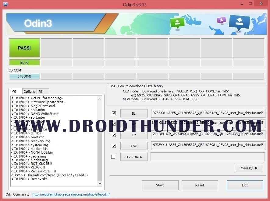 Samsung-Galaxy-M31-Android-10-One-UI-2.0-Odin-flash-tool-5
