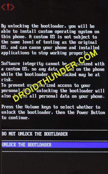 Unlock Bootloader of Realme X50 Pro bootloader unlock message successful screenshot 15