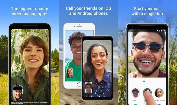 Google Duo for Android phone