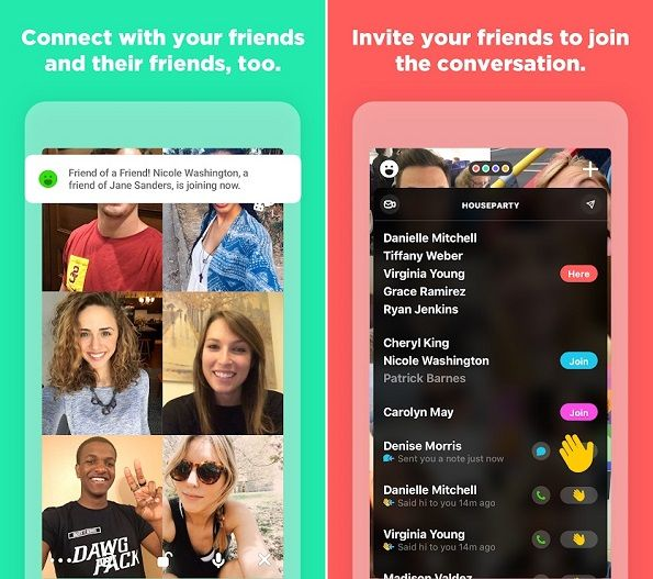 Houseparty App Android