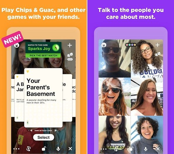 Houseparty Android app