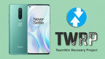 Install TWRP Recovery on OnePlus 8
