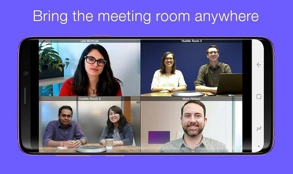 Lifesize Video Conferencing App for Android phone