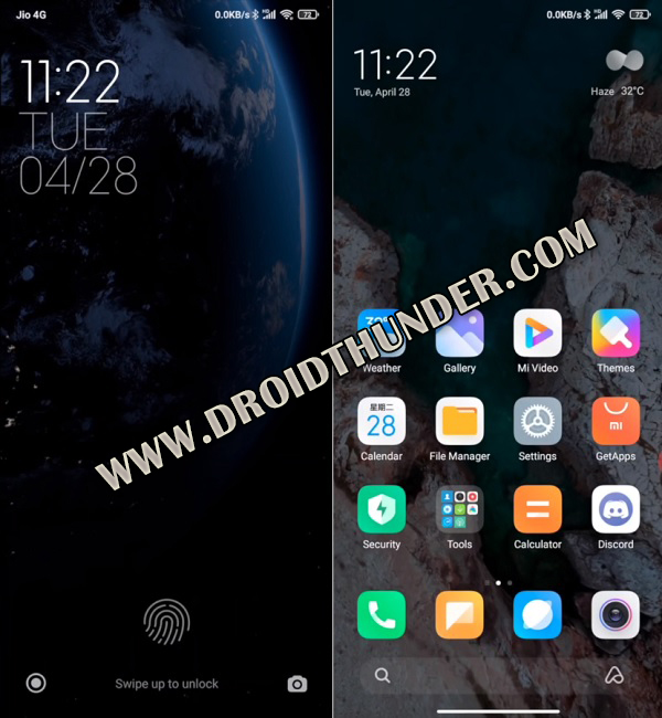 MIUI 12 Wallpapers screenshot
