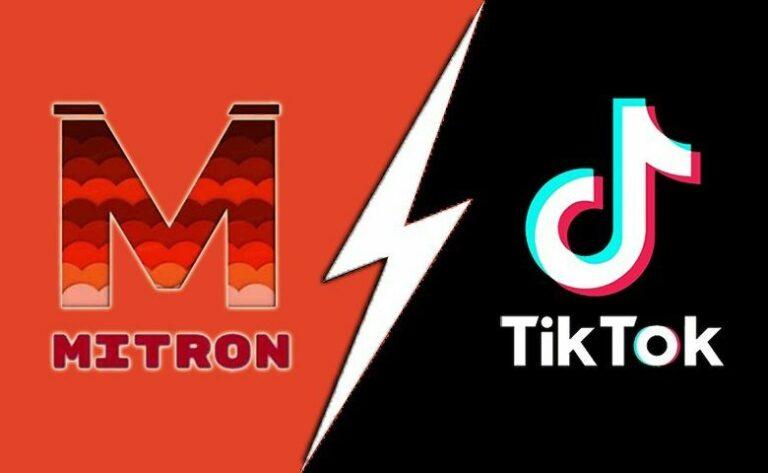 Mitron vs TikTok featured img