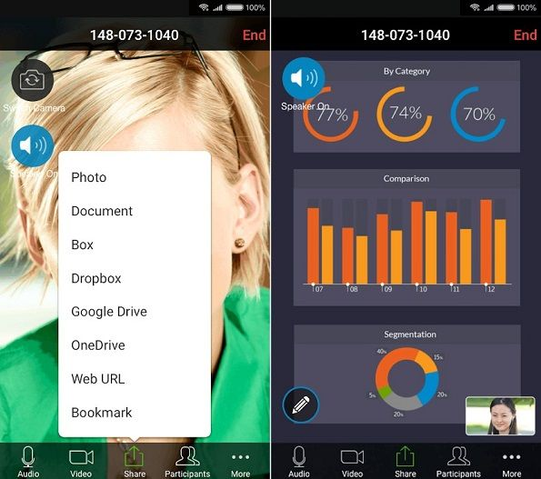 RingCentral Meetings App for Android