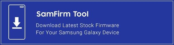 SamFirm Tool Download Latest Version