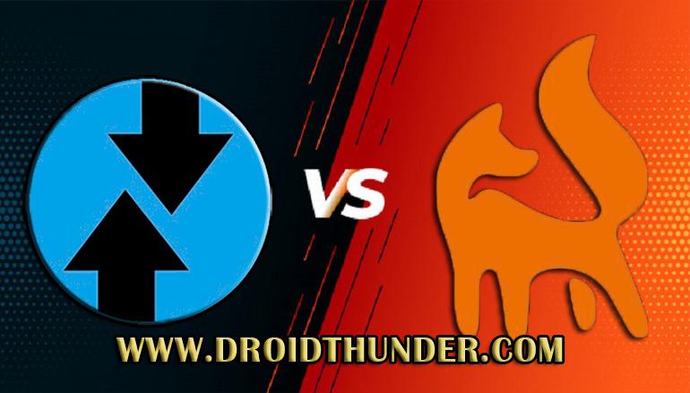 TWRP vs Orange Fox Recovery