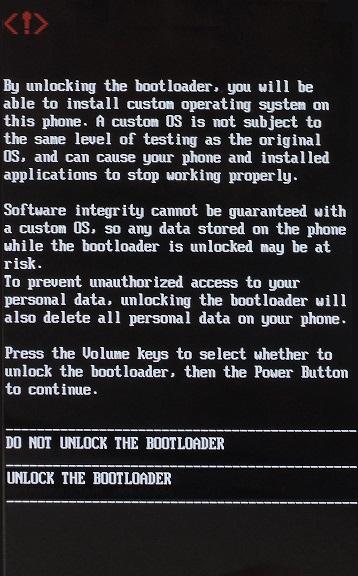 Unlock Bootloader of OnePlus 8 screenshot 12